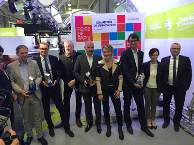 Grand prix de l innovation 2015 les laur ats neomag - Grand prix de l innovation ...