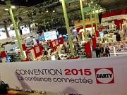 Convention Darty 2015 : en mode connecté et collaboratif