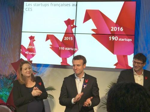 Les startups fran aises en force au salon de las vegas for Salon des nouvelles technologies las vegas