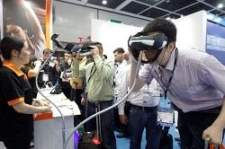 Electronics Fair printemps 2016 : robotique et réalité virtuelle
