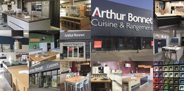 cuisine 100 magasins pour arthur bonnet neomag. Black Bedroom Furniture Sets. Home Design Ideas