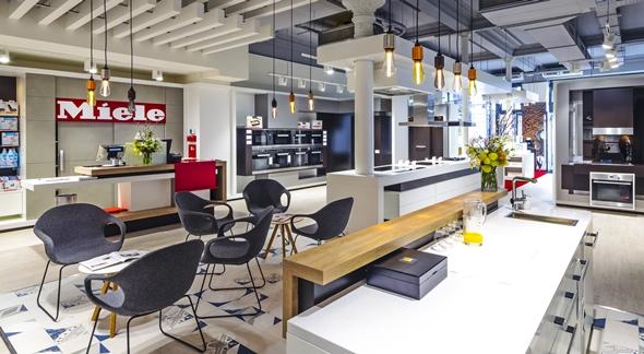 miele un concept store d 39 un nouveau type neomag. Black Bedroom Furniture Sets. Home Design Ideas