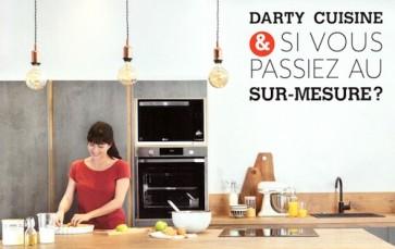 Darty Cuisine élargit son offre et son réseau