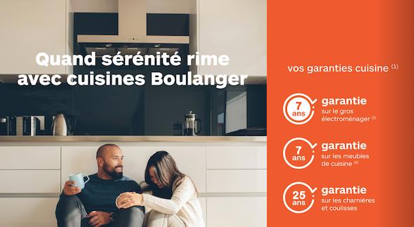 Boulanger Cuisine Se Lance A Son Tour Dans La Garantie 7 Ans Electromenager