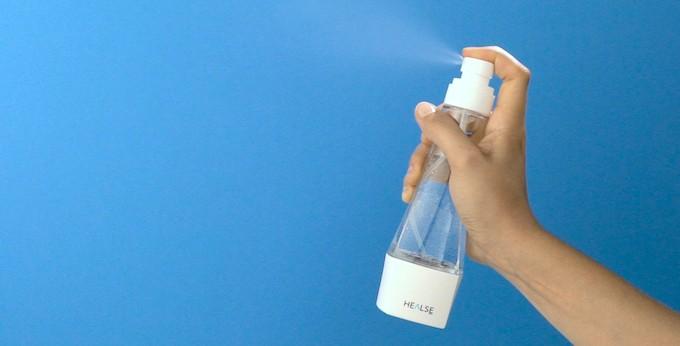 Healse lance un appareil qui génère une solution désinfectante et virucide en illimité
