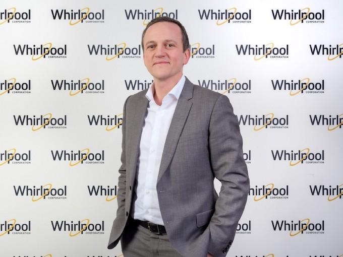 Pierre Duchier, nouveau Directeur Général de Whirlpool France