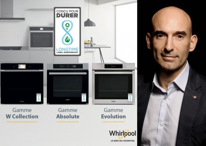 Pourquoi Whirlpool a choisi de labelliser ses nouveaux fours avec Longtime ?