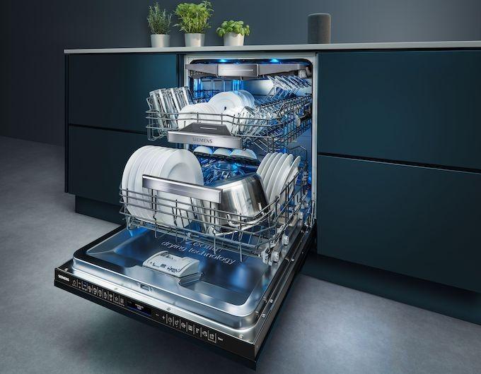 Siemens lance une hotte premium et renouvelle toute sa gamme de lave-vaisselle