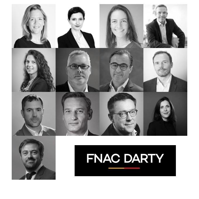 Fnac Darty : un Comité Exécutif réorganisé et une nouvelle stratégie de financement
