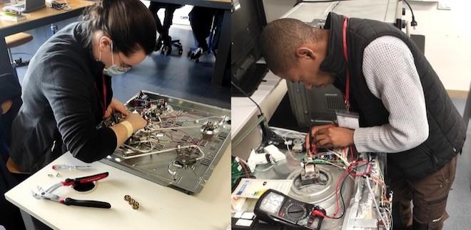 La profession a besoin de former 300 à 500 nouveaux techniciens électroménager par an