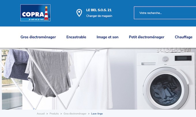 Copra digitalise ses 250 magasins