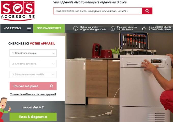 Une levée de fonds de 10 millions d'euros pour SOS Accessoire