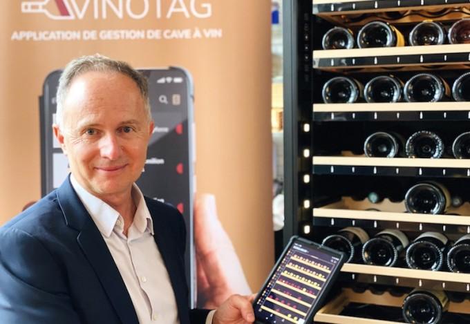 Conçue et produite en France, notre cave à vin réellement connectée est une première mondiale