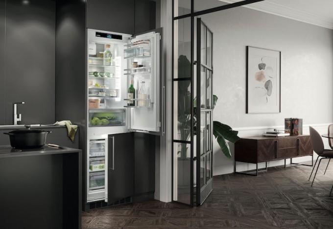 Liebherr :  en 49 modèles et 4 séries, les nouveautés 2021 allient style et technologie