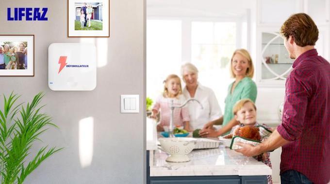 Boulanger commercialise le premier défibrillateur conçu pour la maison