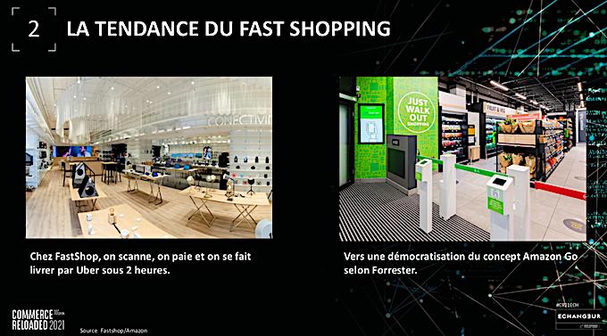 """Commerce Reloaded 2021 : bienvenue dans """"le meilleur des mondes"""" post-Covid ?"""