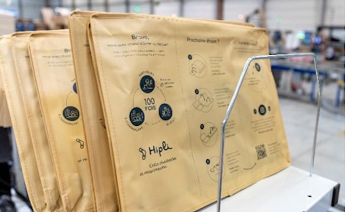 Cdiscount déploie la solution d'emballages réutilisables Hipli