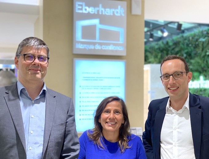 Eberhardt offre un nouveau LiveStore à ses marques Liebherr, Asko et Falmec