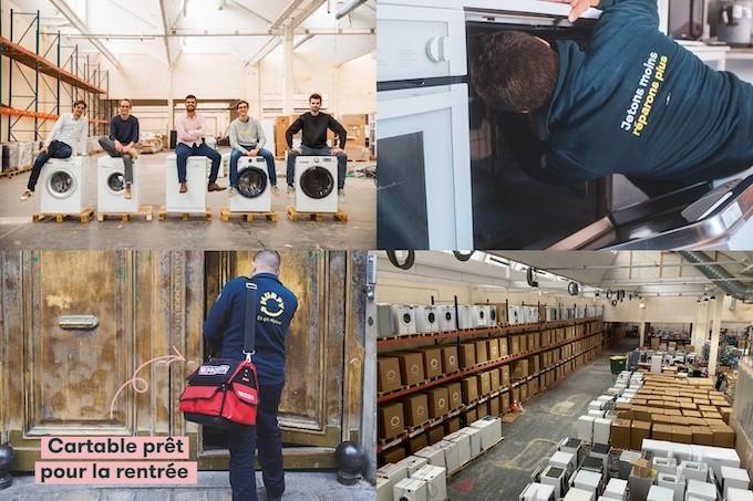 Murfy : portrait de l'entreprise qui démange le monde de la réparation électroménager