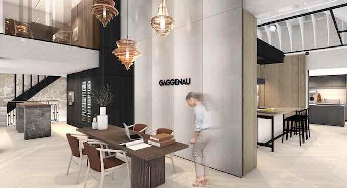 Gaggenau : nouvelles expériences annoncées dans ses show-rooms de marque