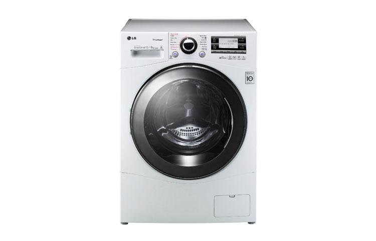 lg lavante s chante 6 motion direct drive ecohybrid vapeur 12 8 kg neomag. Black Bedroom Furniture Sets. Home Design Ideas