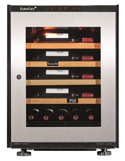eurocave inspiration neomag. Black Bedroom Furniture Sets. Home Design Ideas